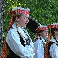 "фото ""The Lithuanian girls"""