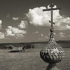 "photo ""Kenozero. Nemyata village"""