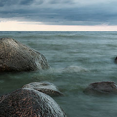 "photo ""Stones in water"""