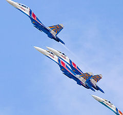 "photo ""Su-27"""