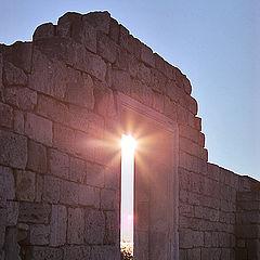 """photo """"Enter to basilica"""""""