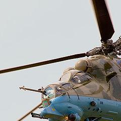 """photo """"Mi-24 #3"""""""