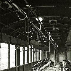 "photo ""One day I was train wagon..."""