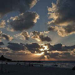 """photo """"on the beach 1"""""""