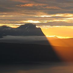 "photo ""Narvik- 23h00"""