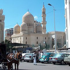 "photo ""Man's mosque. Alexandria"""