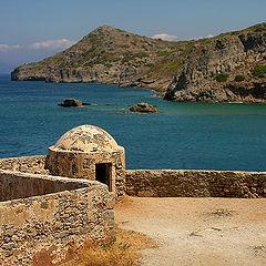 "фото ""Spinalonga island. Greece."""