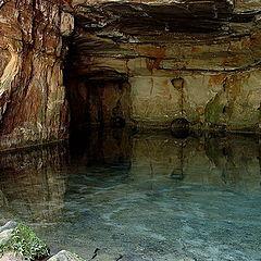 "photo ""Blue lagoon"""