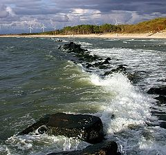 """фото """"The Power of the Sea ..."""""""