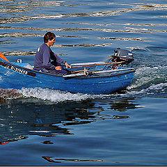 """фото """"The return of fisherman"""""""