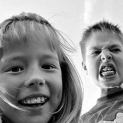 """photo """"Gerda and Kay"""""""