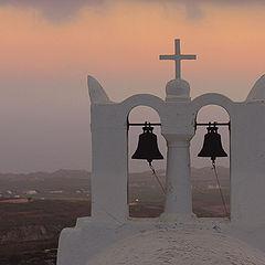 "фото ""Pirgos, Santorini."""