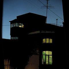 """фотоальбом """"В темноте"""""""
