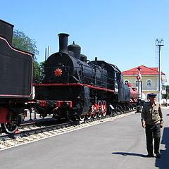 "фотоальбом ""Railway nostalgia"""