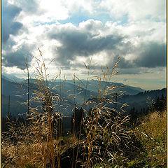 """фото """"Осень в горах."""""""