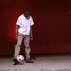 """photo """"Futballist"""""""