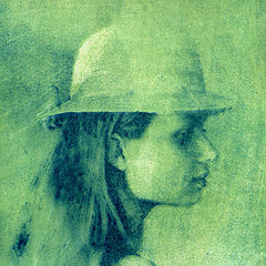 "фото ""Camilla , green"""