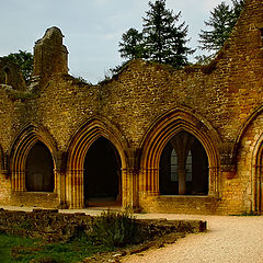 "photo ""Abbey Orval (ruins)-4"""