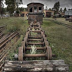 "фото ""Dead Machinery"""