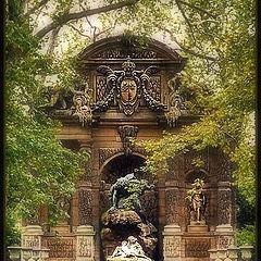 """photo """"Medicis Fountain"""""""