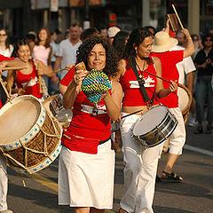 "фото ""Brazilian Drum Band: Part 1"""