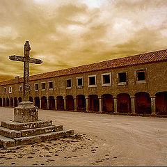 "фото ""Old Monastery"""