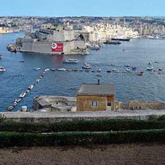 "фото ""View from Vallatta, Malta"""