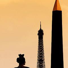 """photo """"Place de la Concorde - Version #2"""""""