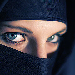 "photo ""oriental eyes"""
