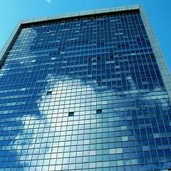 """photo """"Multiple skyscraper..."""""""