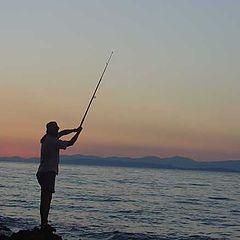 """фото """"Gone Fishing"""""""