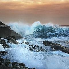 """фото """"Волнение на море"""""""