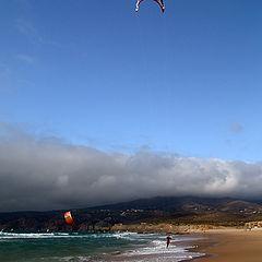 "фото ""Sports beach"""