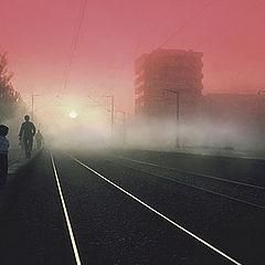 "photo ""Morning fog"""