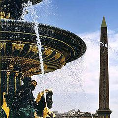 """фото """"Place de la Concorde"""""""