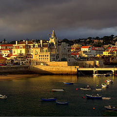 "photo ""Cascais bay"""