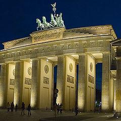 "photo ""Brandenburger Tor"""