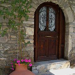 """фото """"Greek door"""""""