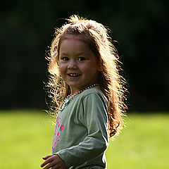 "photo ""A Little Angel"""
