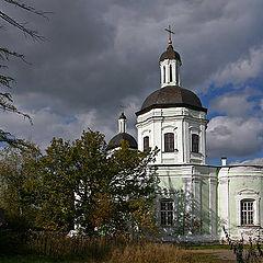 "photo ""Troitskaya church"""