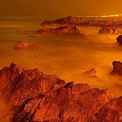 "фото ""bay of rocks"""
