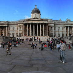 "фото ""The National Gallery, London"""