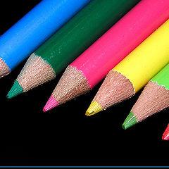 "фото ""Colorful pencils"""