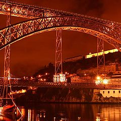 "фото ""night side of porto"""