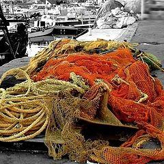 "photo ""Fishing networks"""