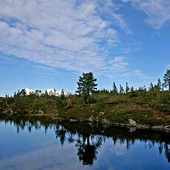 "фото ""Fall in the mountain"""