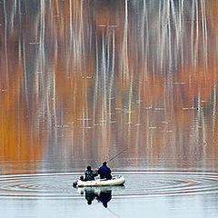 "фото ""Осень на двоих"""