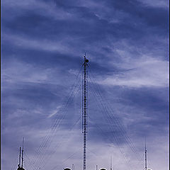 "фото ""Buenos Aires sky"""