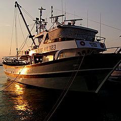 "photo ""fishing boat"""