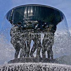 "фото ""Water curtain"""